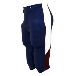 custom football pants stripped