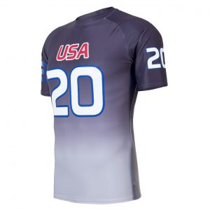 passing league jersey USA
