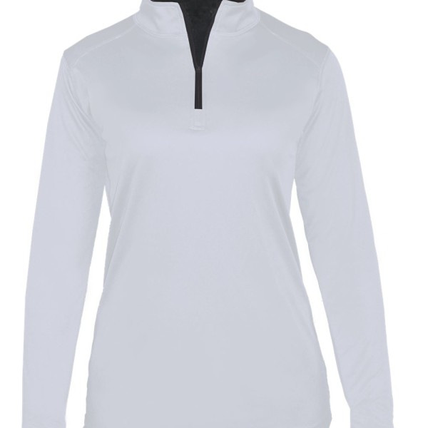 4103WOMENS QUARTER ZIP