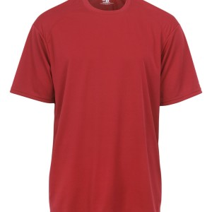 custom red shirt for sports