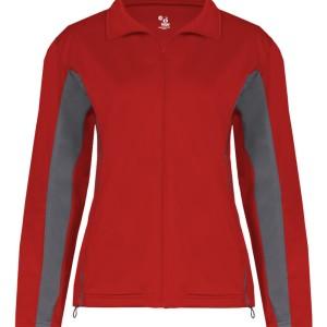 Custom sports fleece pullover