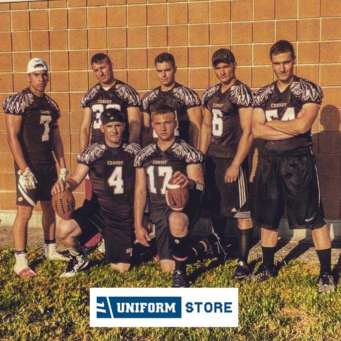 Football Uniform Sets Custom for your Team