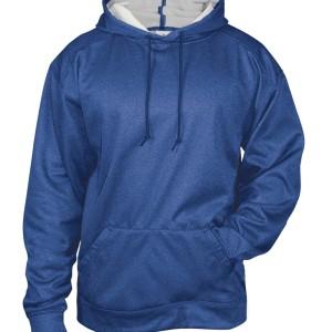custom blue hoodie