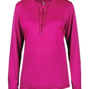 custom pink hoodie