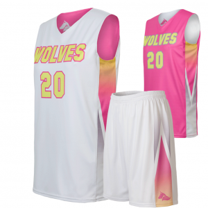 d5bc76ef891 Basketball Uniform Sets · LEAGUE REVERSIBLE JERSEY · Quick View