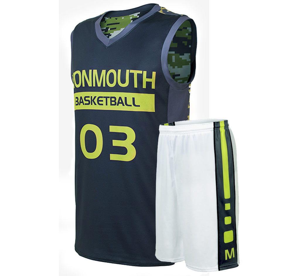 810ad1fbf03b Reversible Basketball Jersey - Team Set - Uniform Store