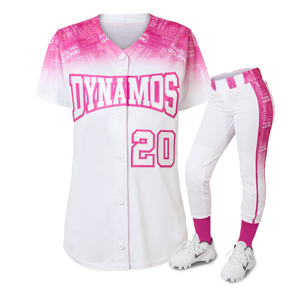 Custom Softball Uniforms And Custom Softball Jerseys