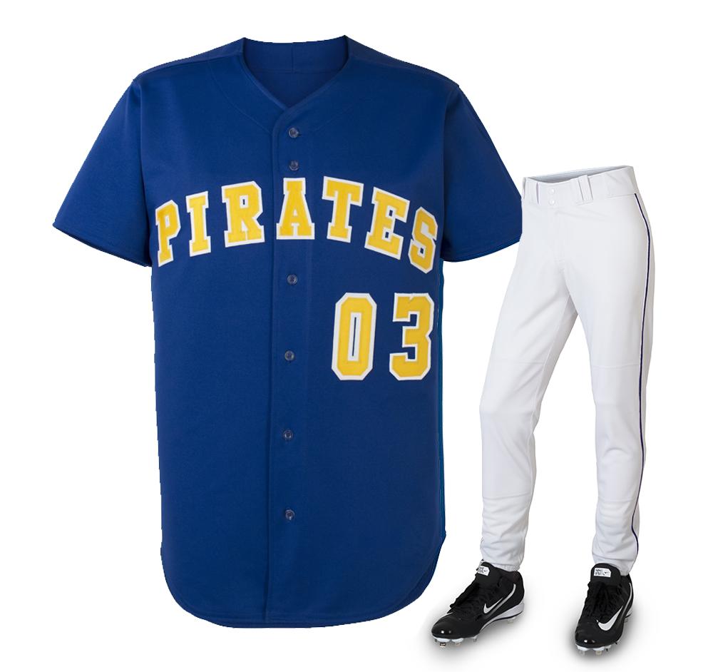 1c76733d9 Custom High School Baseball Jersey & Uniforms