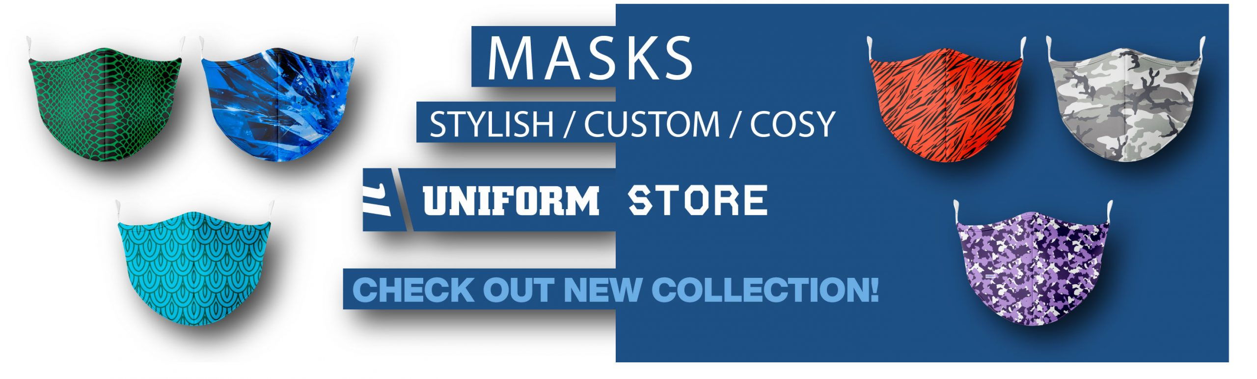 Shop custom face masks
